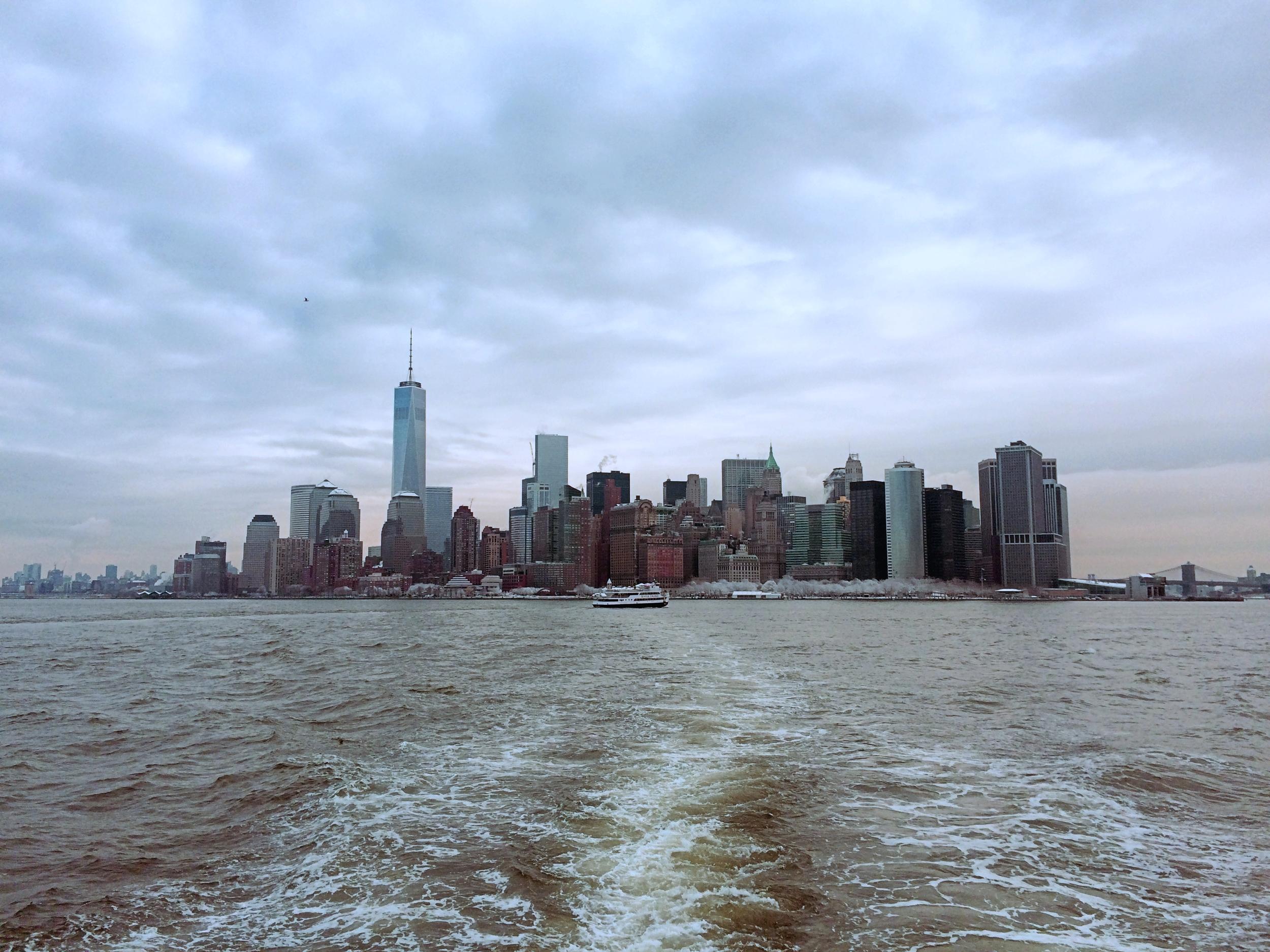 Manhattan - tours em portugues, times square, central park