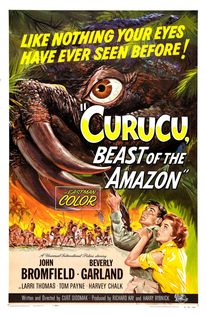 Curucu, Beast of the Amazon