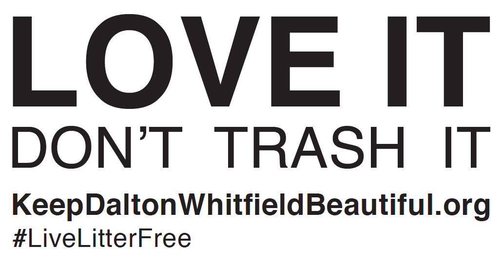 Litter Prevention — Dalton-Whitfield Solid Waste Authority