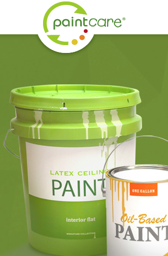 Don't live in Whitfield County? Try searching for other drop off sites for paint at  www.paintcare.org .