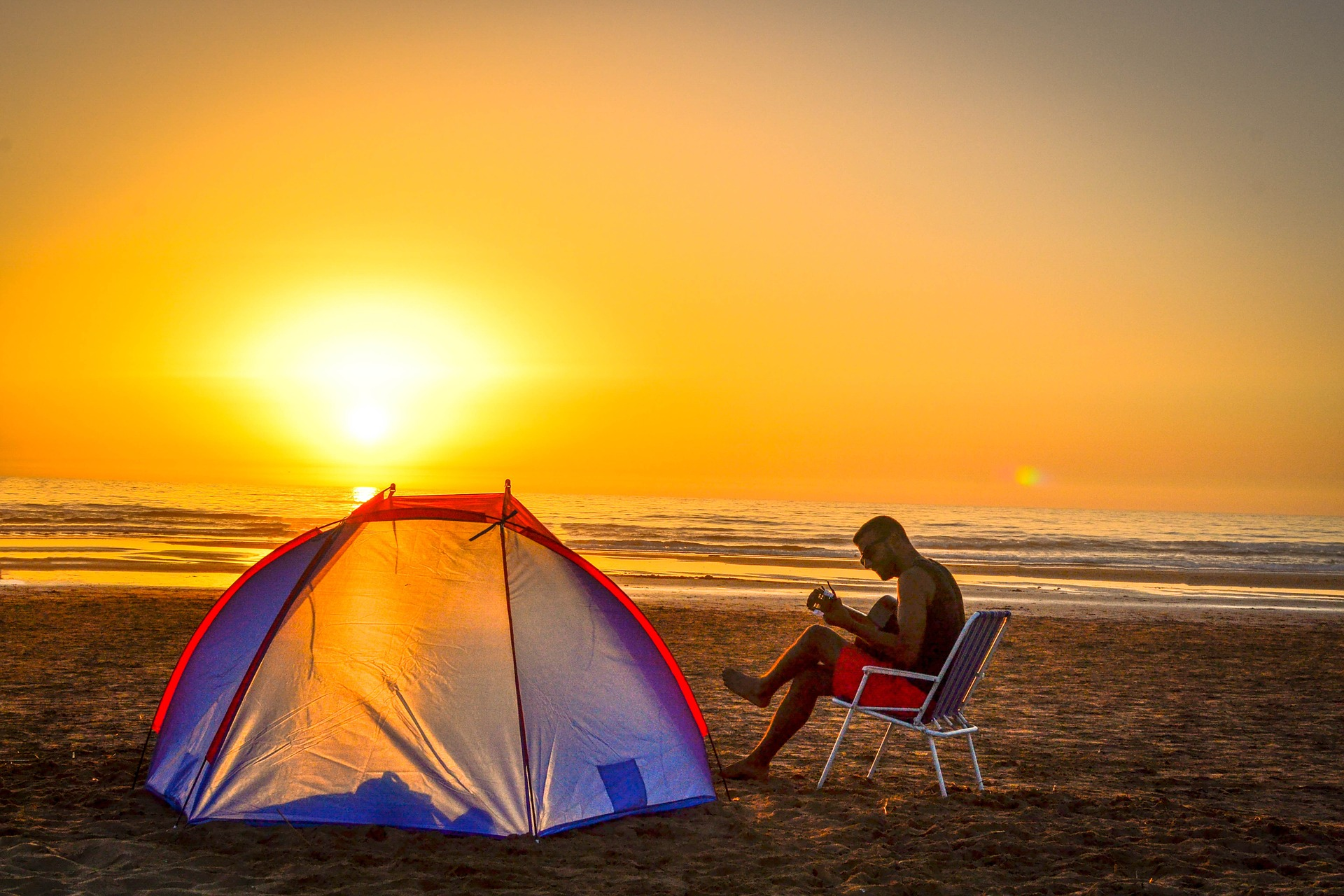 Join the Great American Campout this weekend by camping in the great outdoors. Whether it's in your own back yard or at a state park, sleeping under the stars has many benefits.