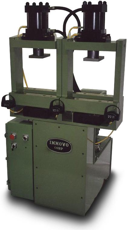 25THF-D Dual Frame Hydraulic Press