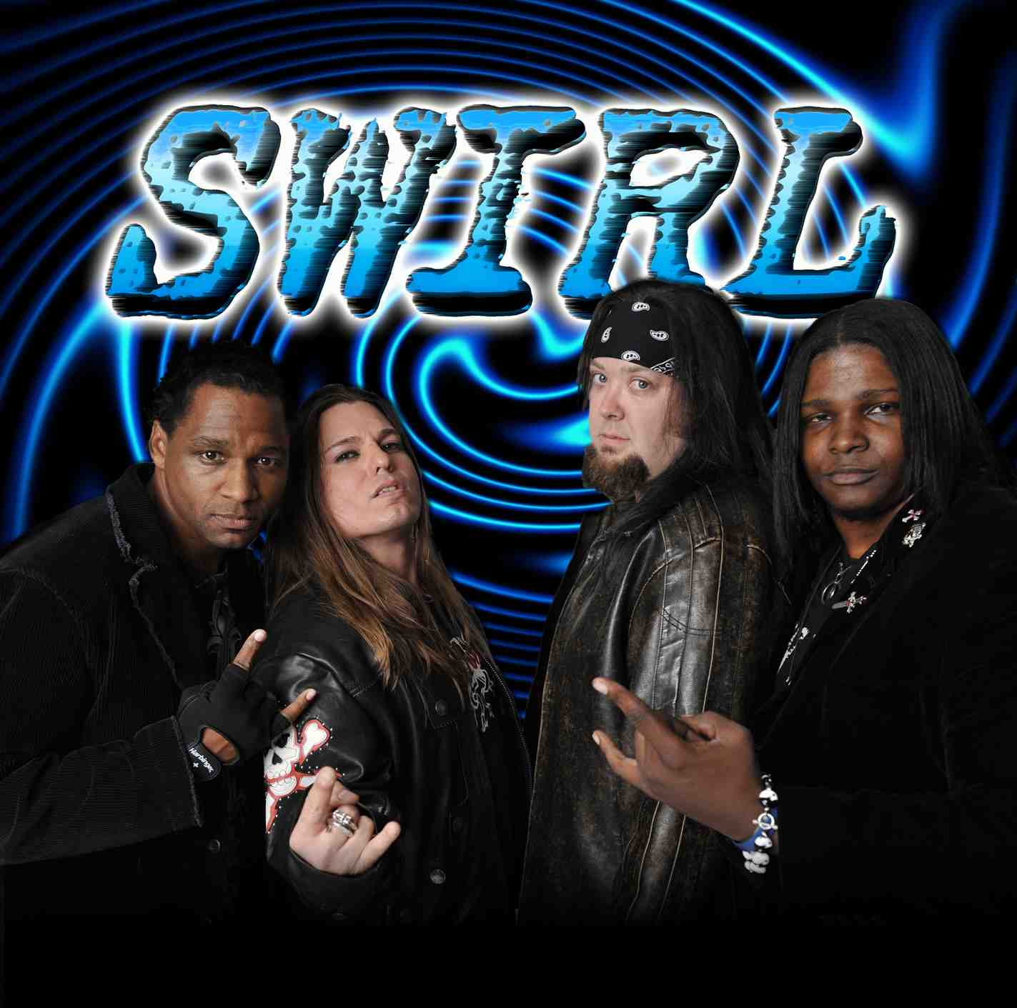 """The band SWIRL is the new age of rock. Strong, crisp, powerful, hook laden, song writing captured in a modern  production style creating catchy, radio friendly, instantly memorable,  emotionally impactful songs that are thick with rhythmic movements,  hooks and sustain ability.      Get it now - ITUNES: https://itunes.apple.com/us/album/swirl/id627466984    Official Website  : http://www.swirltheband.com/          SWIRL """"Rise Up"""" video  : http://www.youtube.com/watch?v=_JVm9uFo9Eo"""