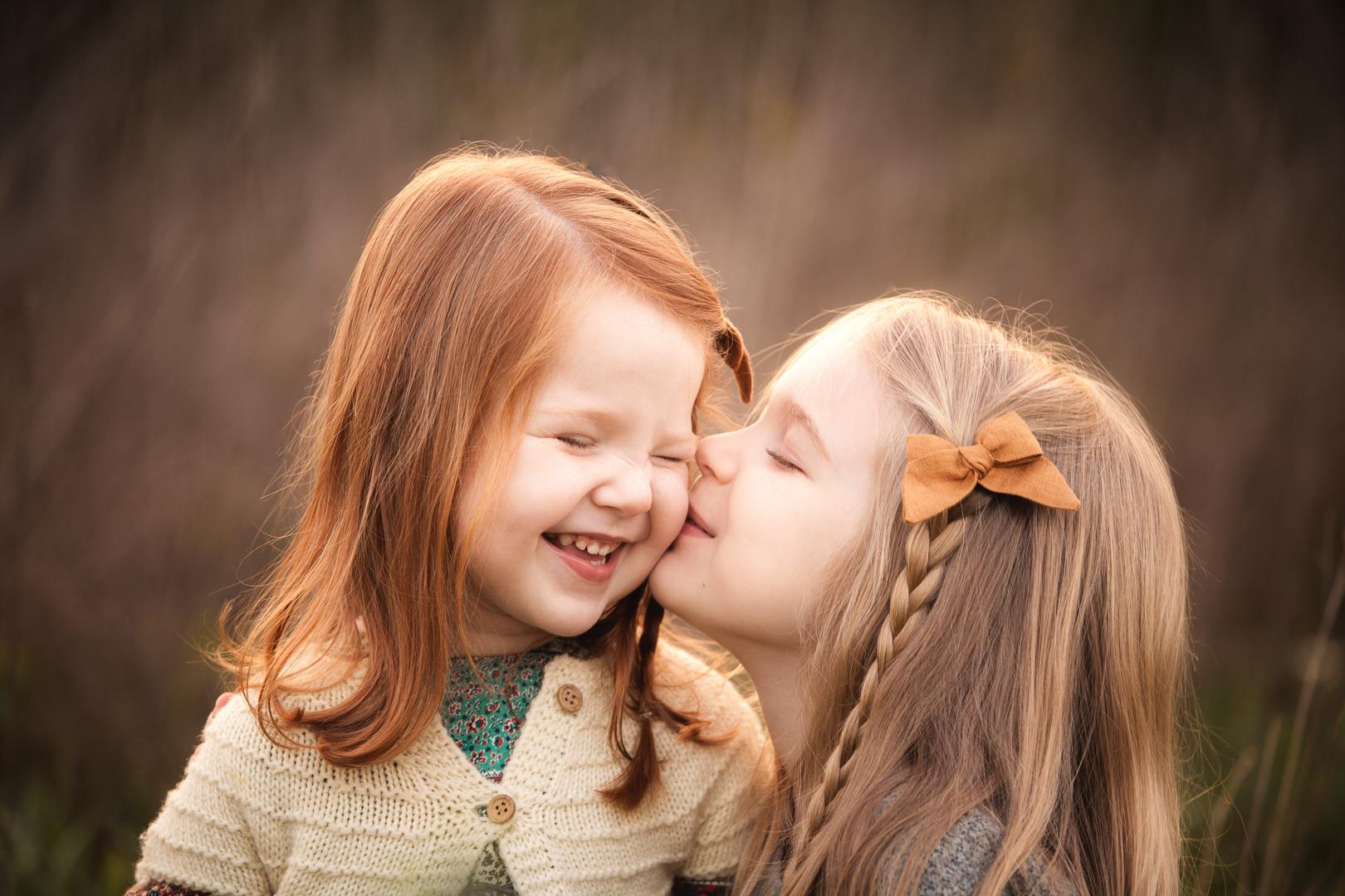 """Secret Kisses"" (natural light only)"
