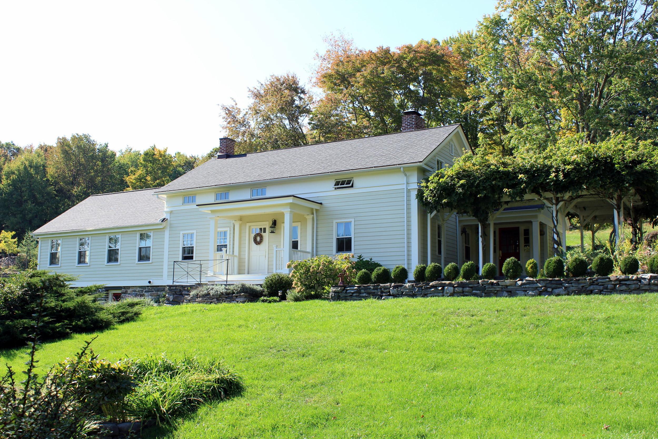 Domb Residence, Stone Ridge