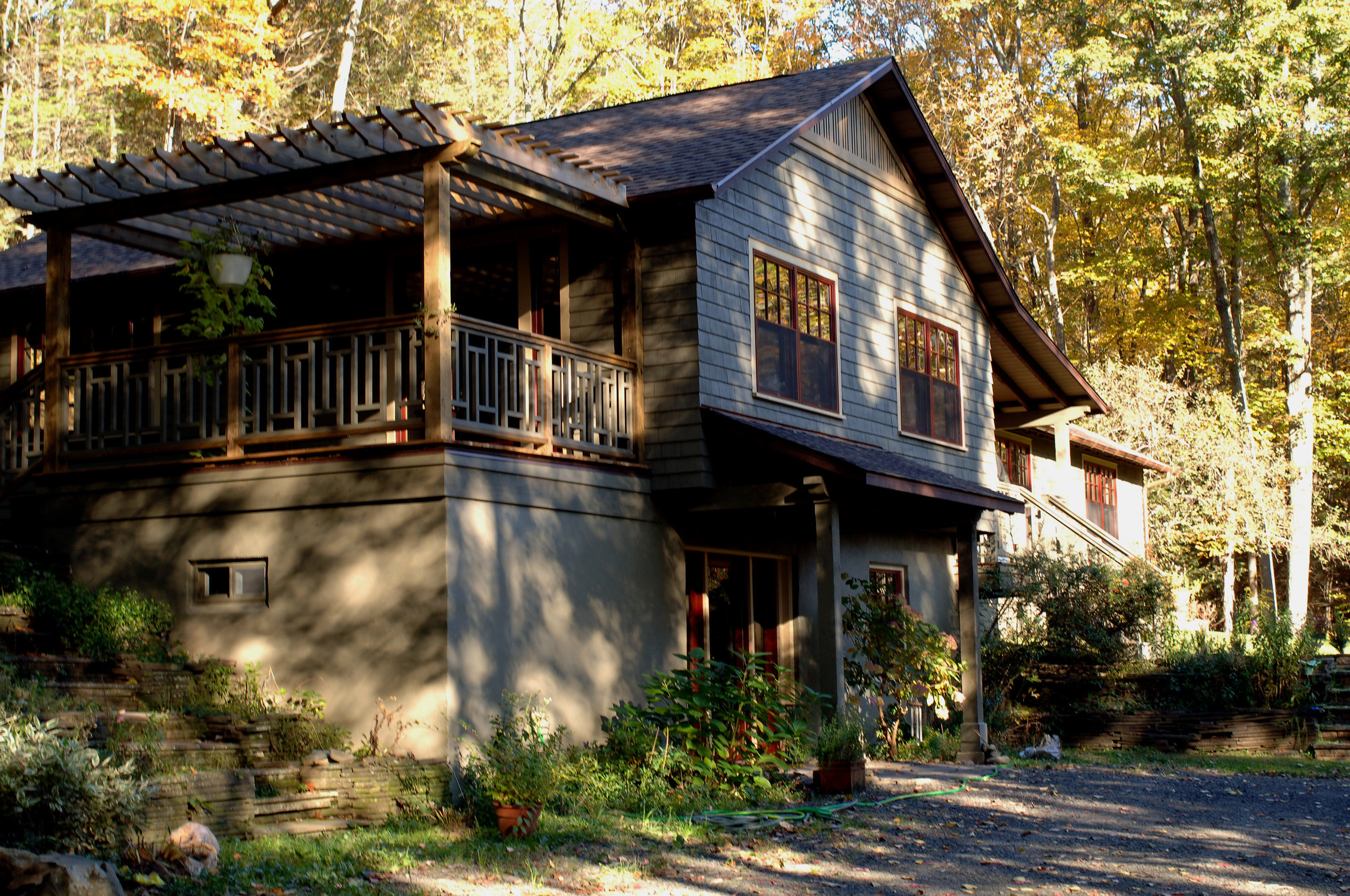 Silva Residence, Stone Ridge