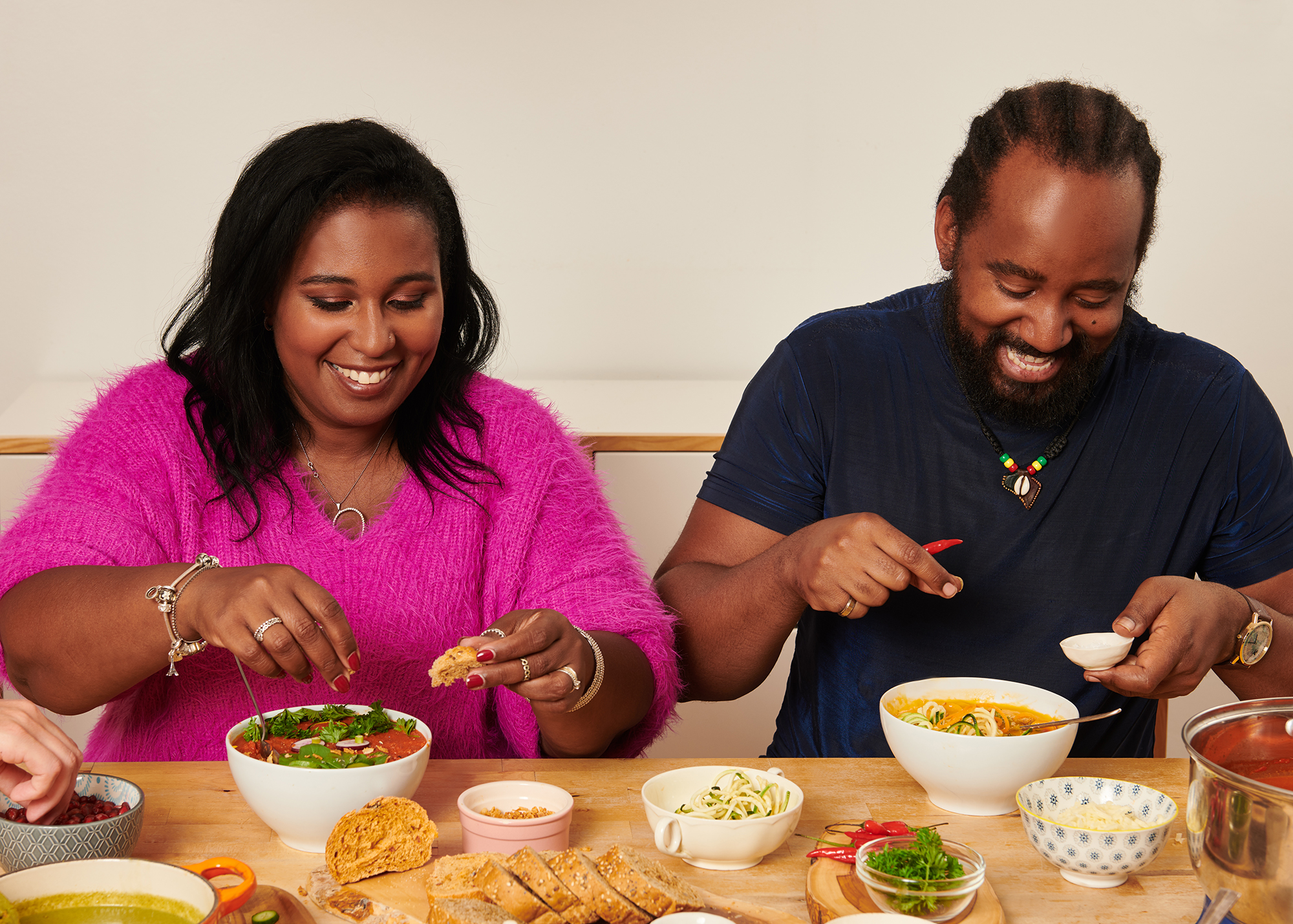 lifestyle photography for Centrepoint Big Broth Campaign