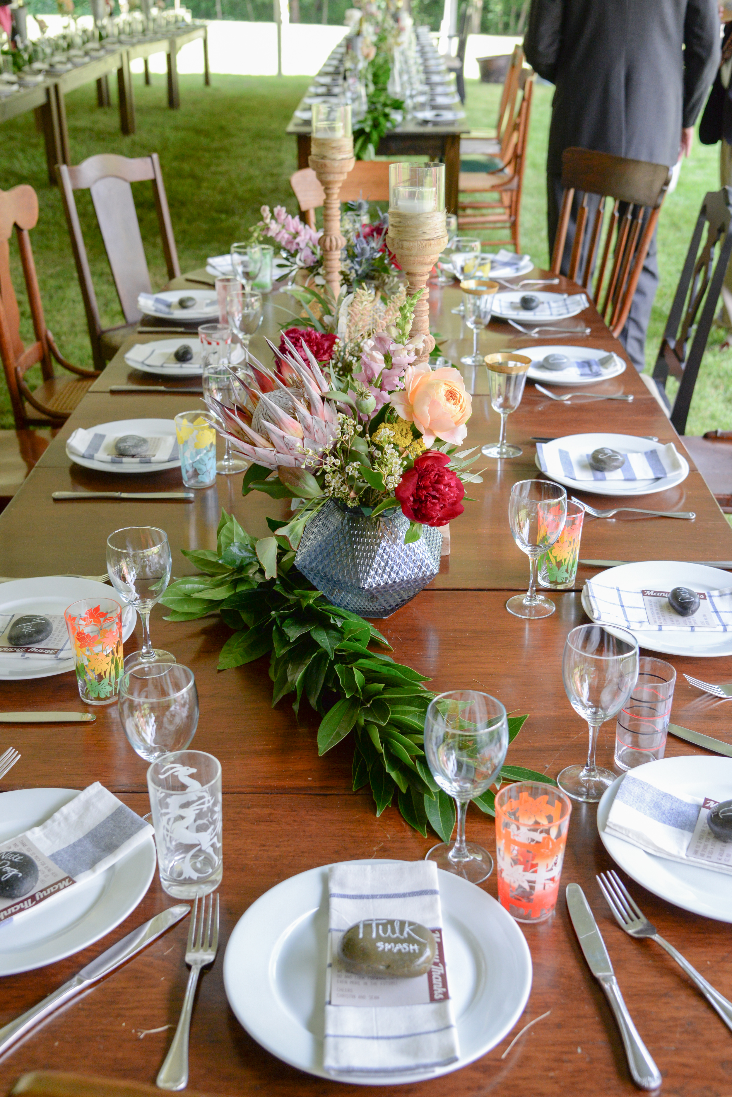 style altard st louis mo head table