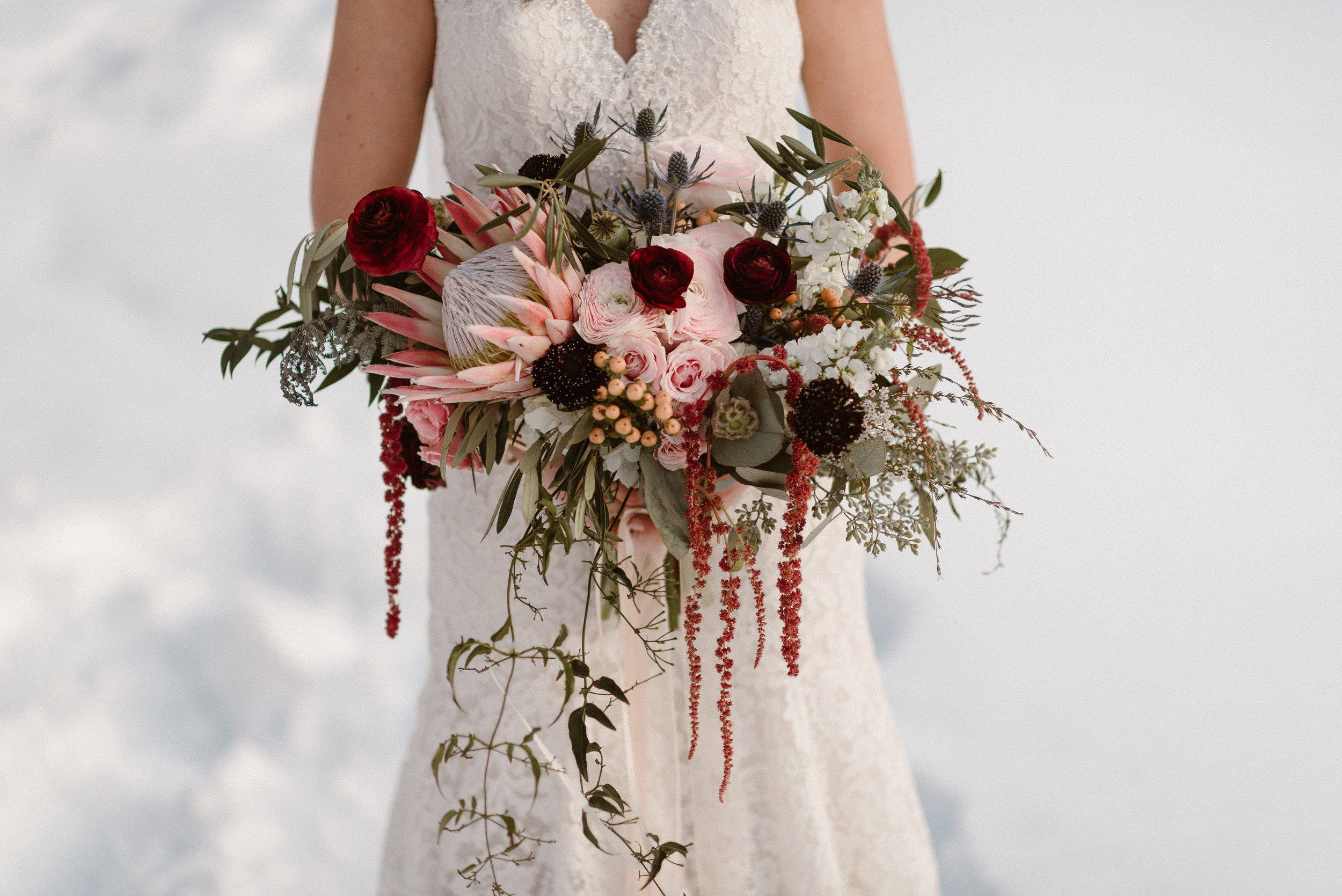 Flowers by Lace and Lilies, elopement photography, elopement flowers, wedding flowers, bridal bouquet, hair flowers, colorado elopement, colorado wedding