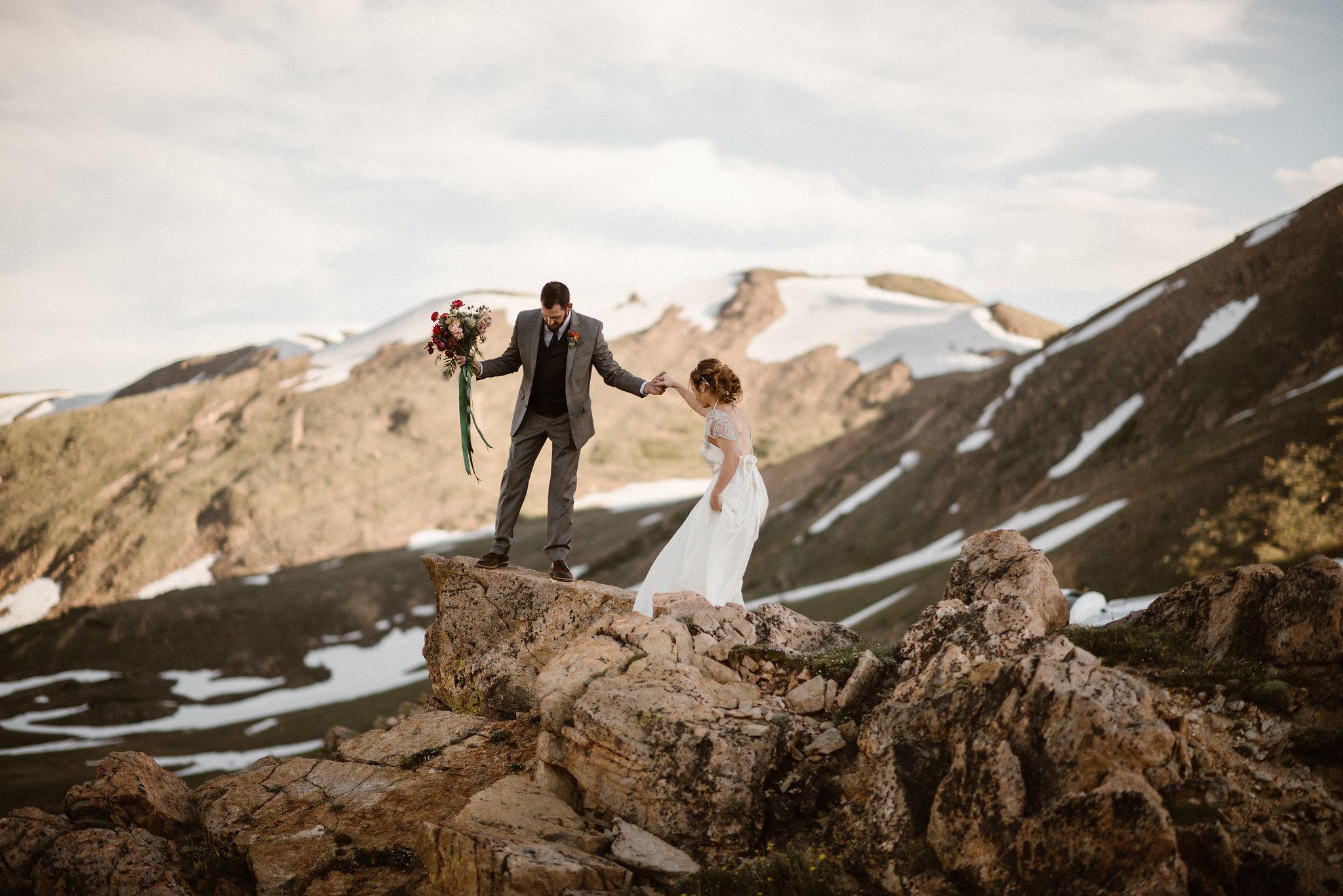 Colorado-elopement