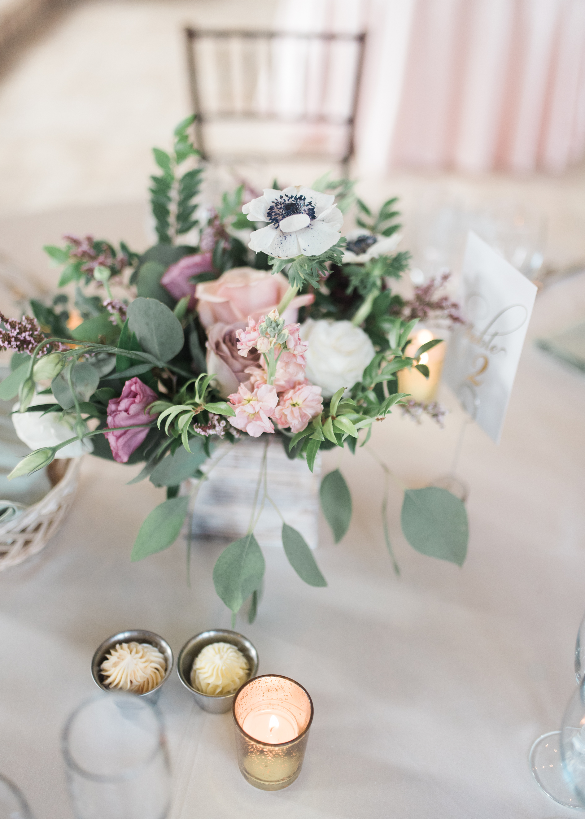 Flowers by lace and lilies, bridal bouquet, votives, candles, tablescapes, centerpieces, wedding flowers, blush flowers, burgundy flowers, blush bridesmaid dresses, military wedding, wedding photography, cake flowers