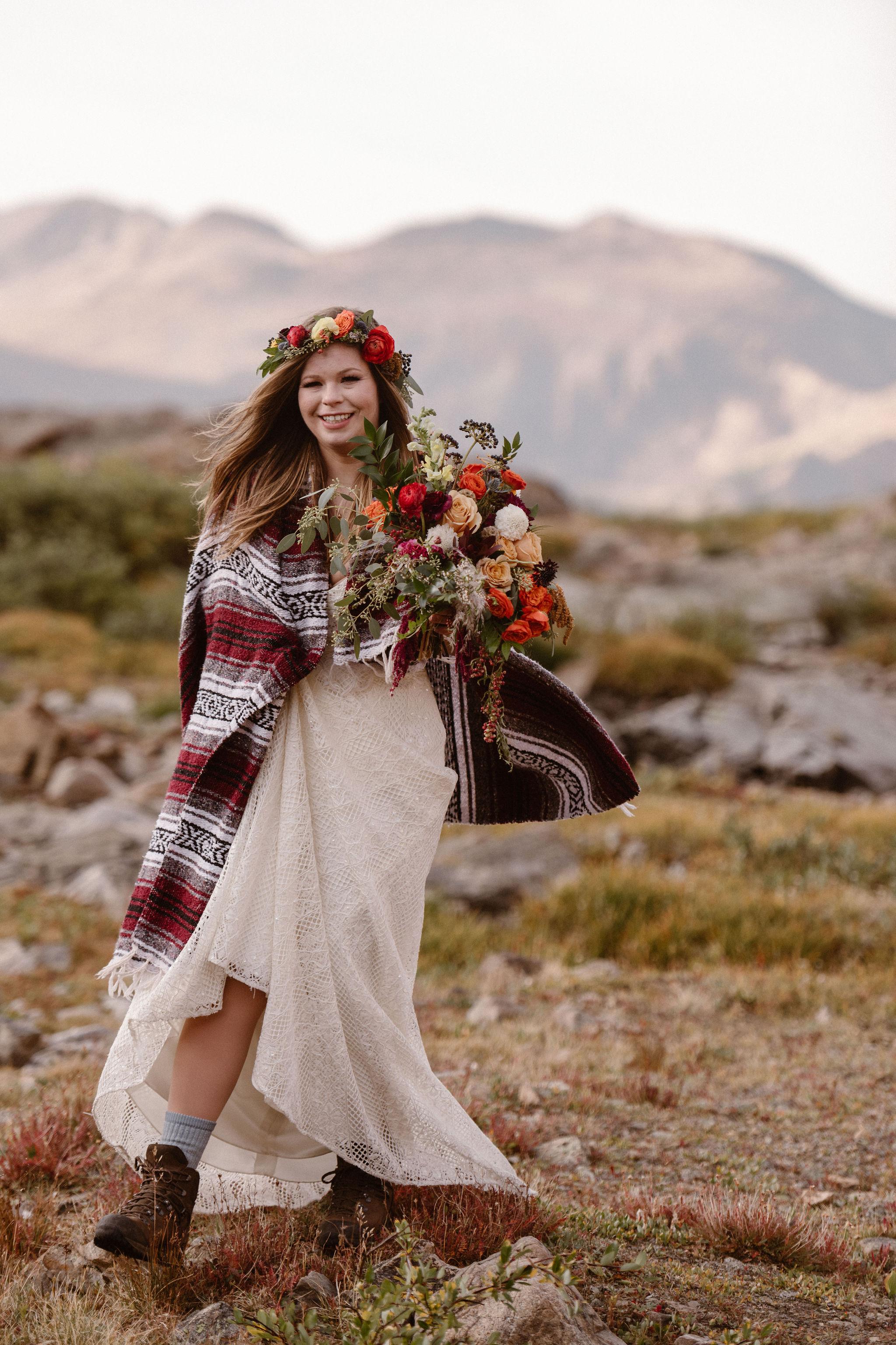 Flowers by Lace and Lilies, bridal bouquet, wedding bouquet, elopement, colorado wedding, colorado elopement