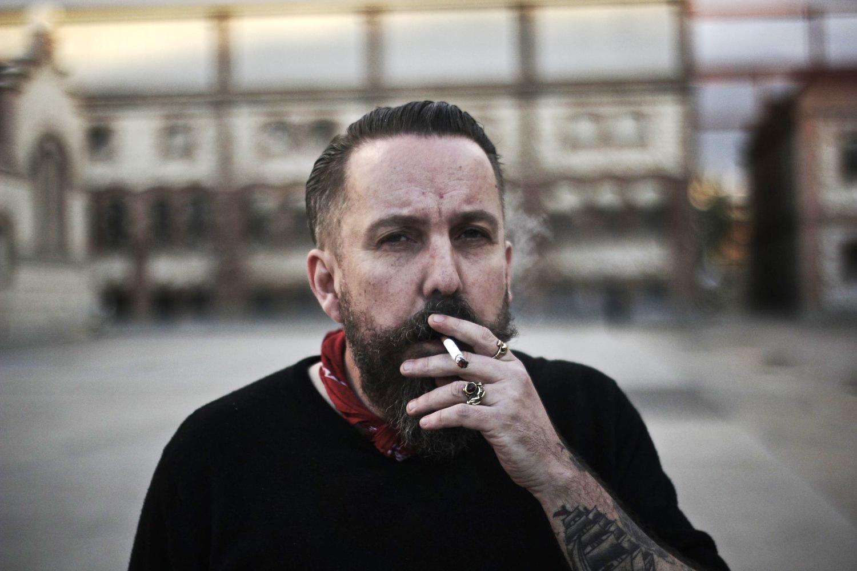 DJ Andy Weatherall