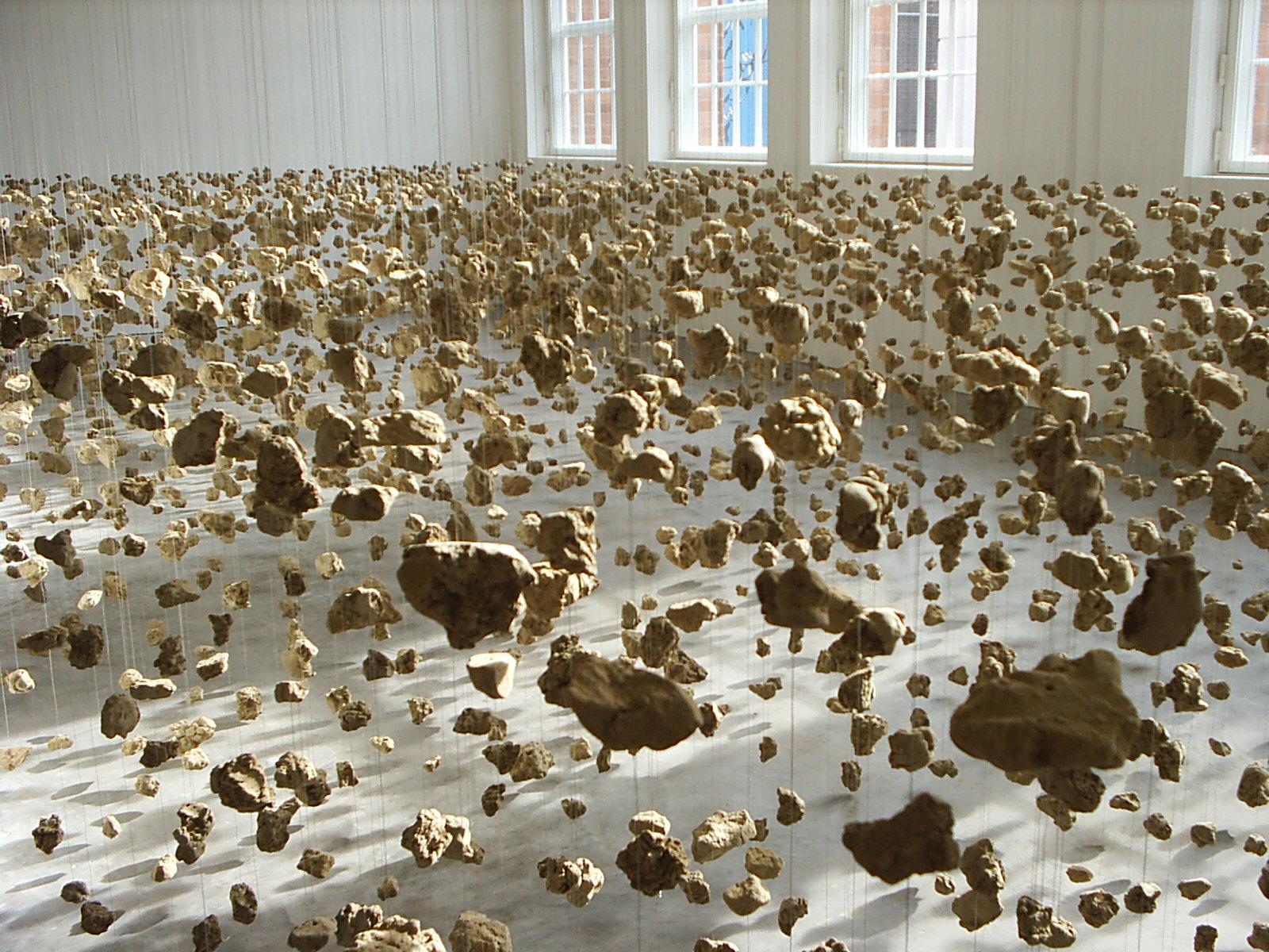 Cornelia Ann Parker - Subconscious of a Monument (2005)