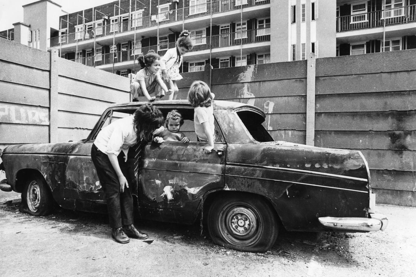 Hackney's Stonebridge Estate, 1973