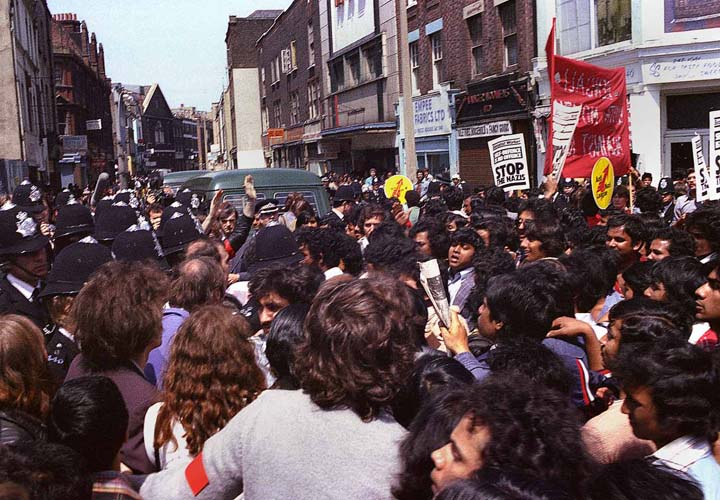 Brick Lane, 1978