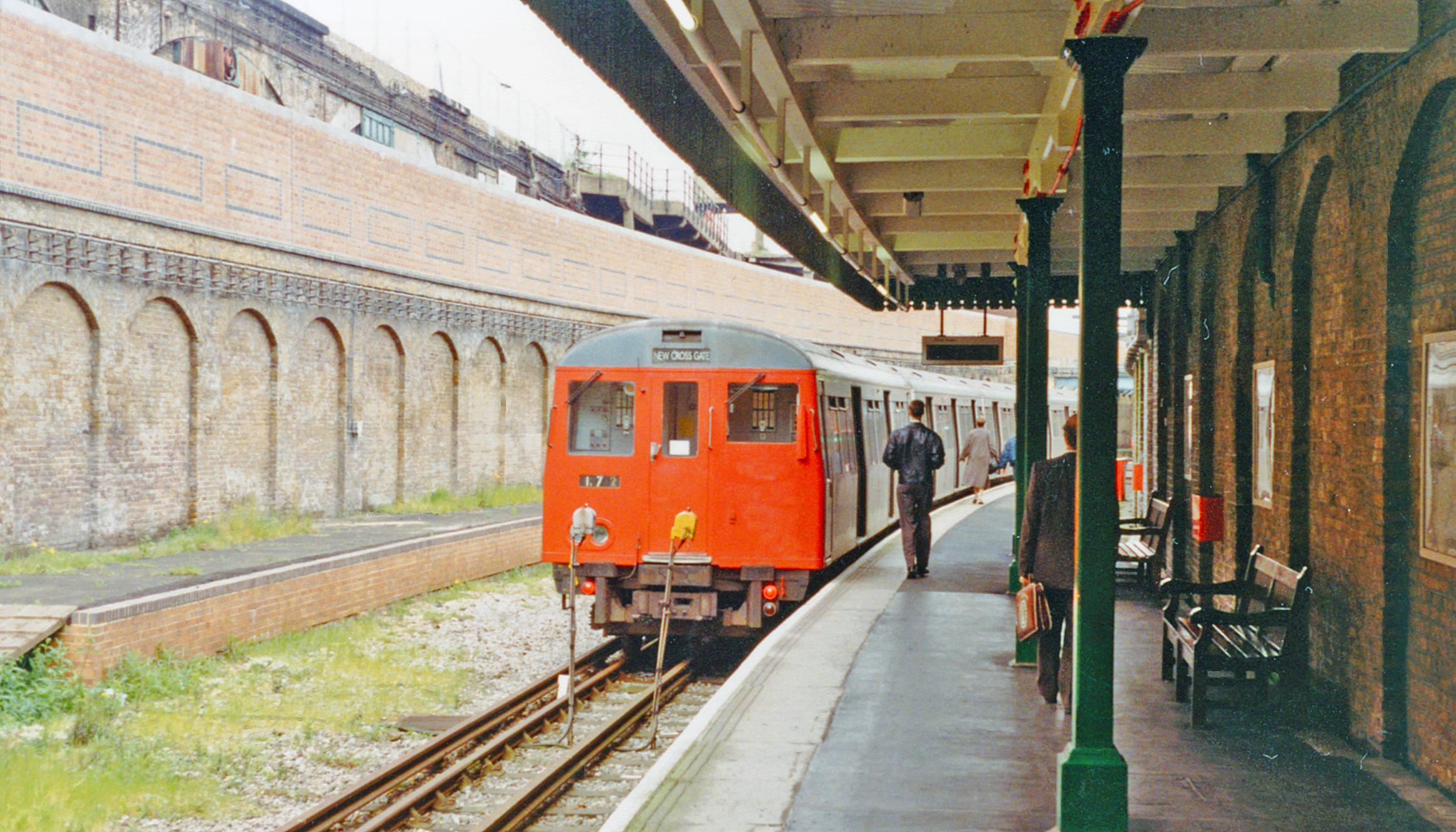 Shoreditch Tube Station