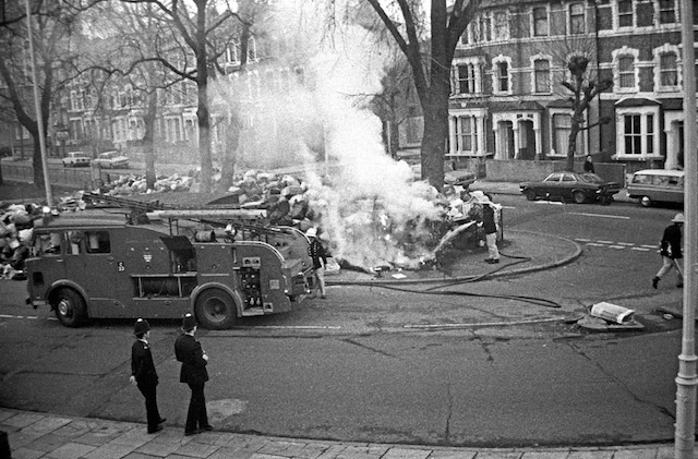 Stoke Newington: Binmen's Strike, 1979