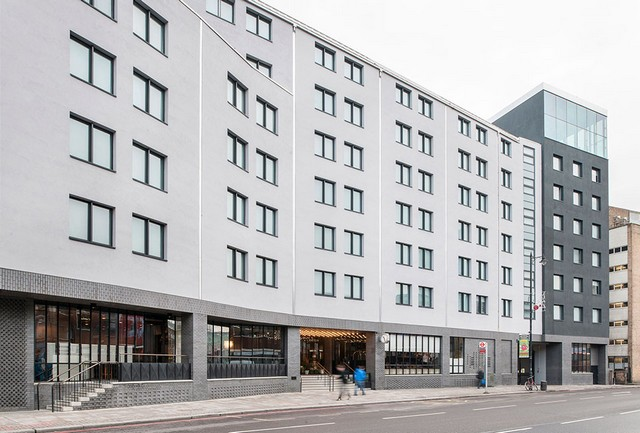 The contemporary Ace Hotel,courtesy of DesignContract.eu