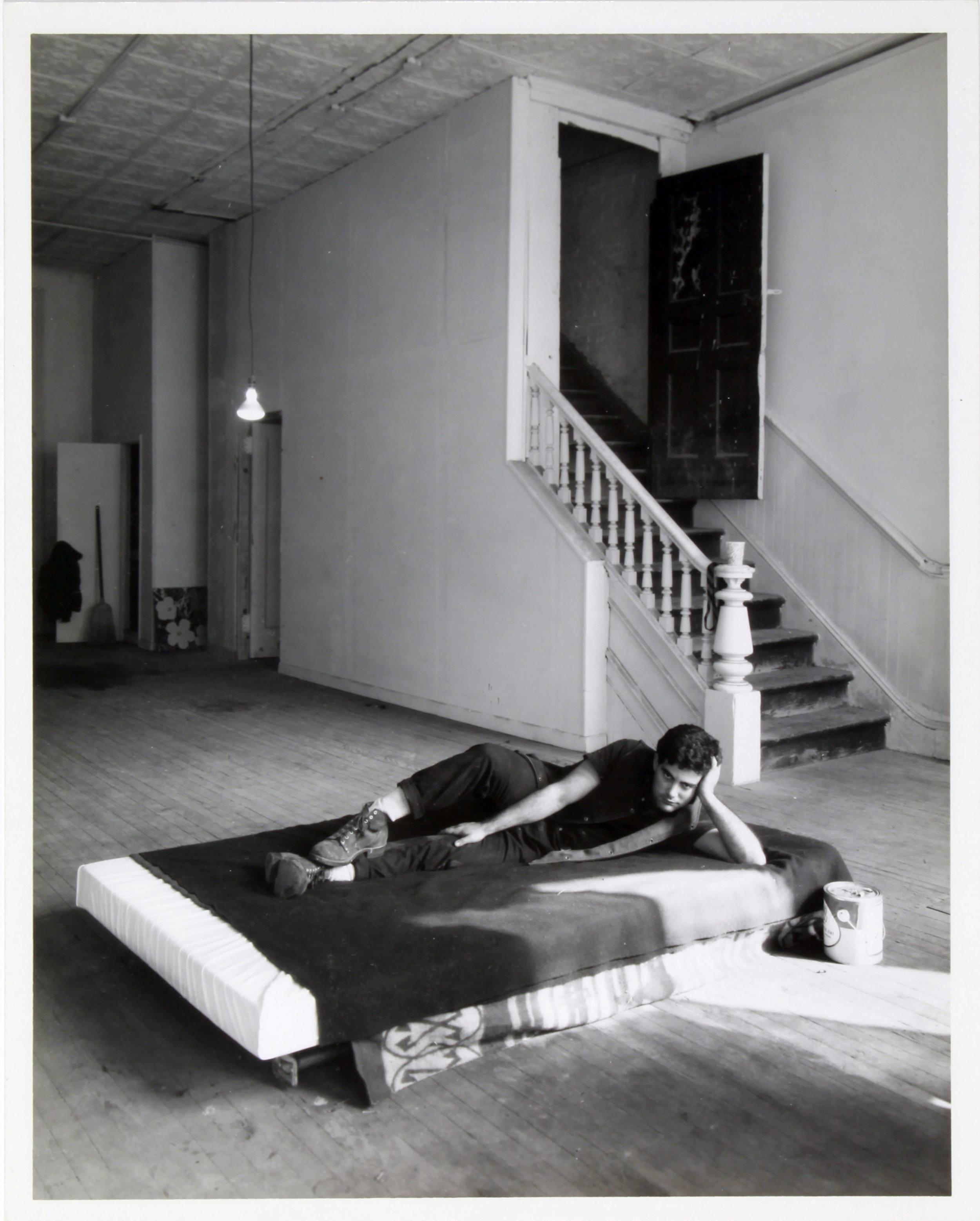 Hollis Frampton | 11, 1965 (from The nostalgia Portfolio)
