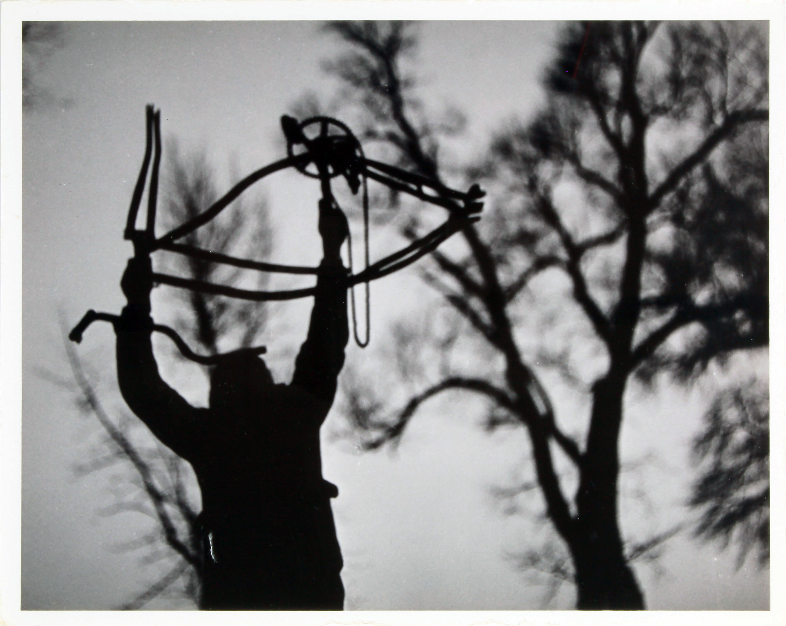 Hollis Frampton | Untitled (1962)