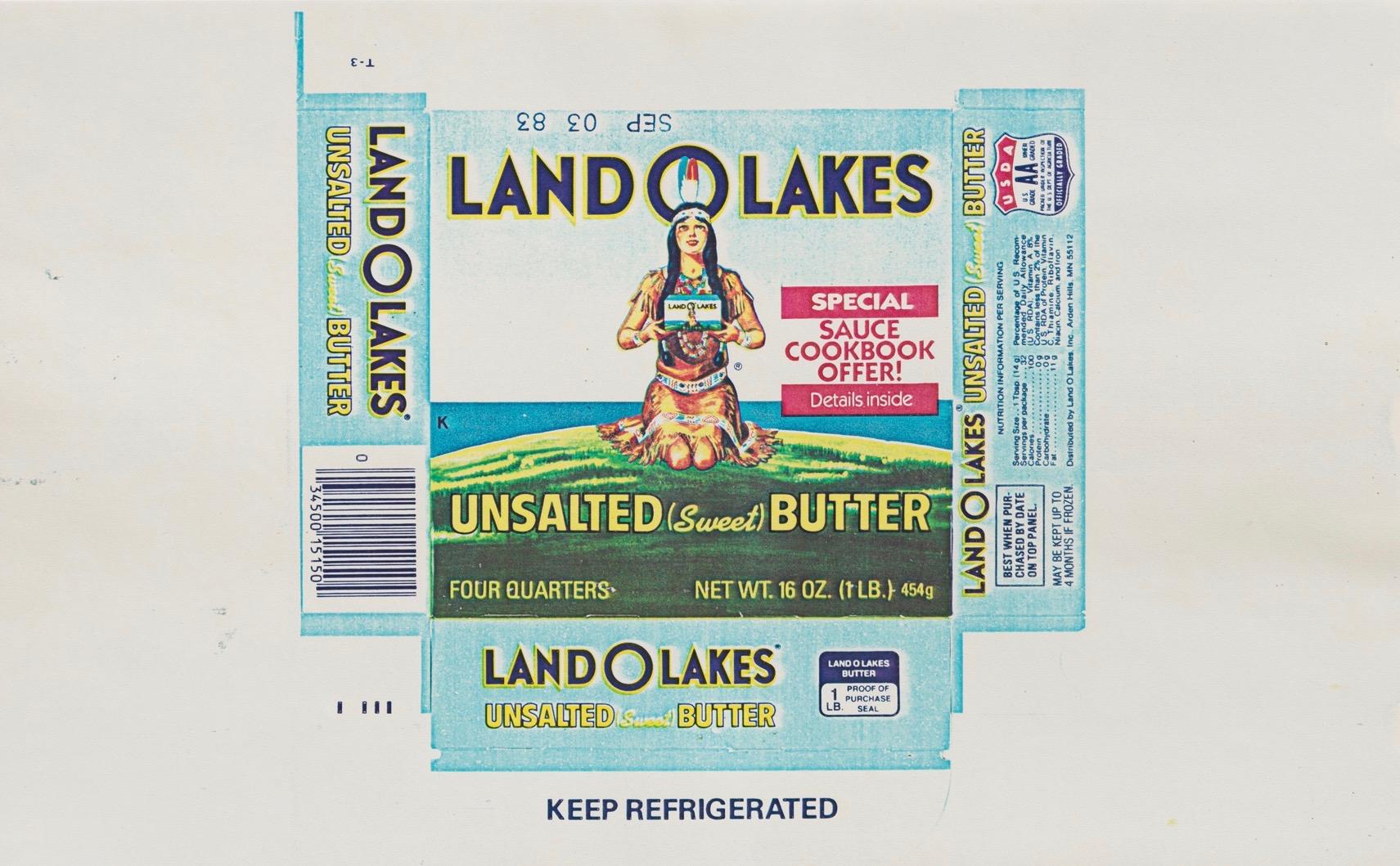 Hollis Frampton | Land o Butter Unsalted Lakes (1983)