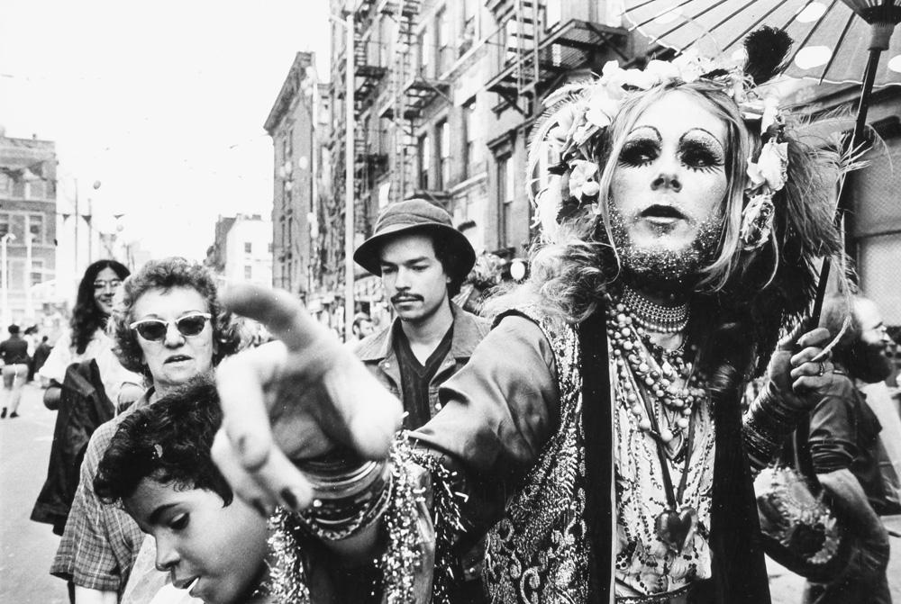 Marion Faller | Lower East Side, N.Y.C. (c. 1965-70)