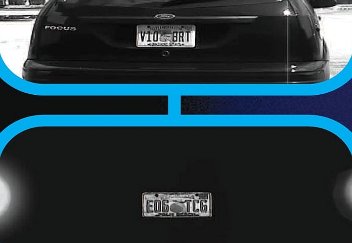 License Plate Imaging