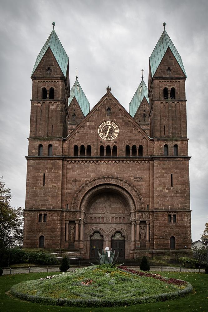 The Erlöserkirche