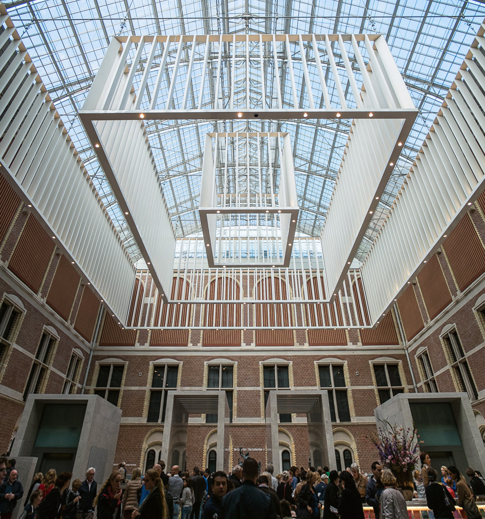 Rijksmuseum Foyer