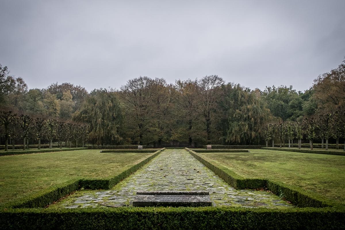 Paul Kruger memorial gardens