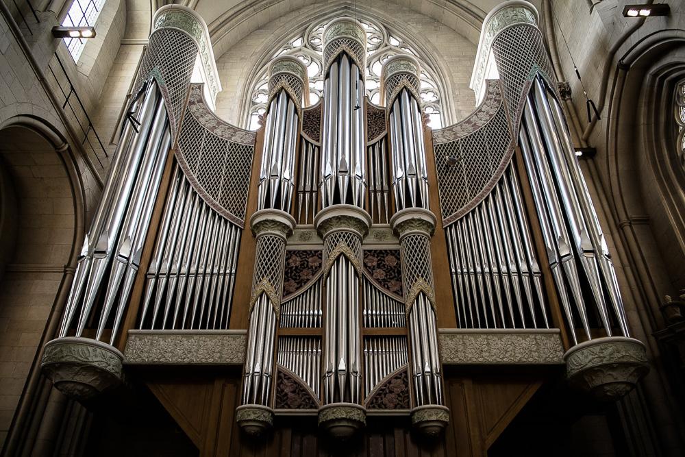 Organ in St.Paulus-Dom