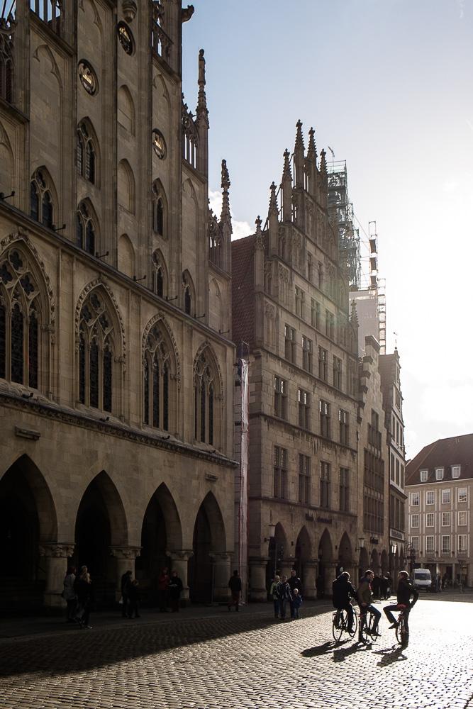 Town Hall on the Prinzipalmarkt
