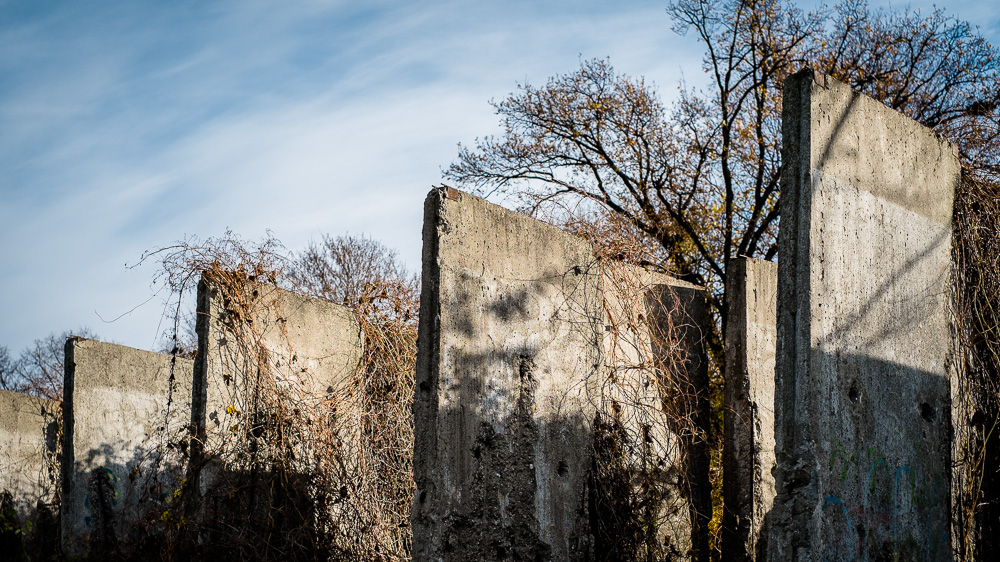 Remnants of the Wall