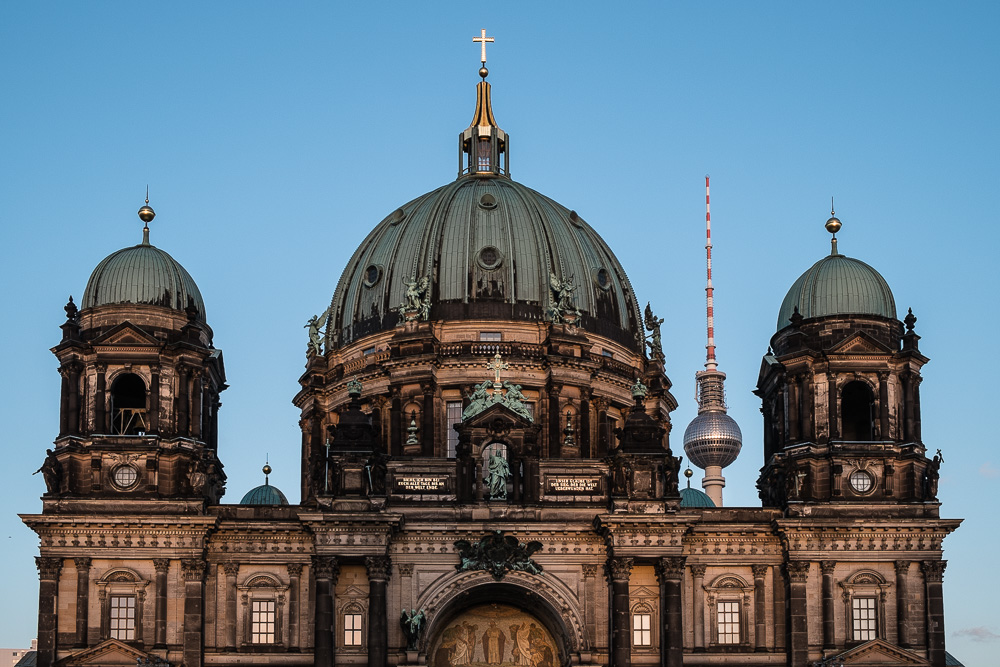 Berliner Dom and the Pope's Last Revenge