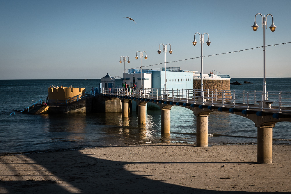 The Pier at St.Heliers