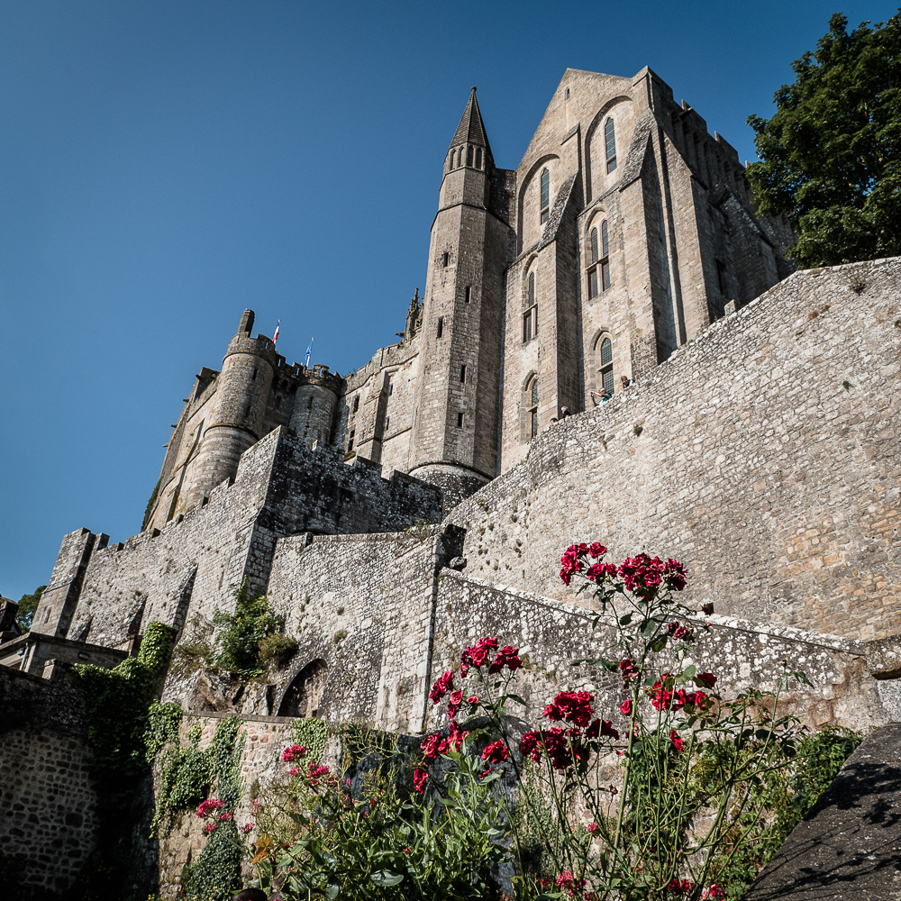 The Abbey of Mont St. Michel
