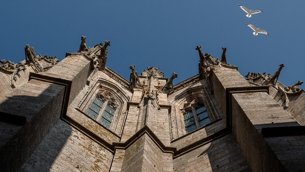 Abbey Walls