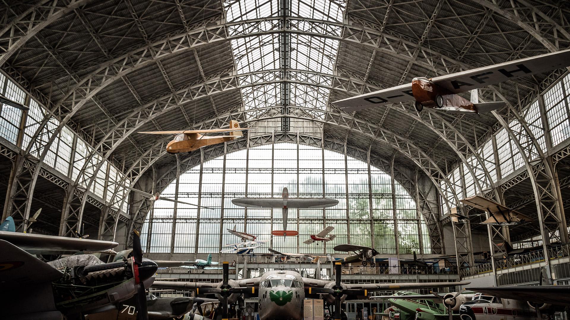 Aircraft Hall