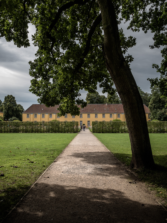 Schloss Benrath Orangerie