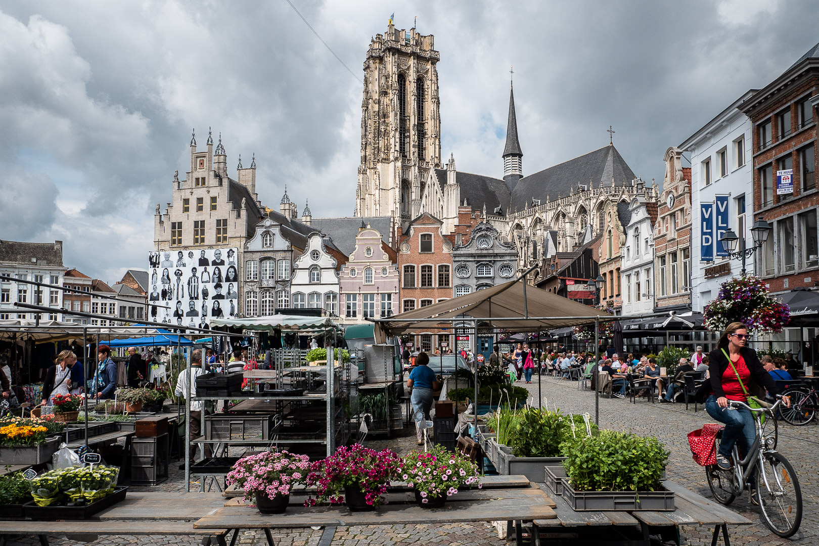The Grote Markt / Great Market / Town Square etc