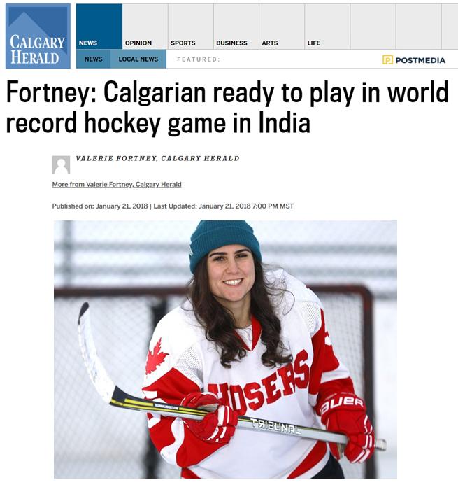 Misty Calgary Herald