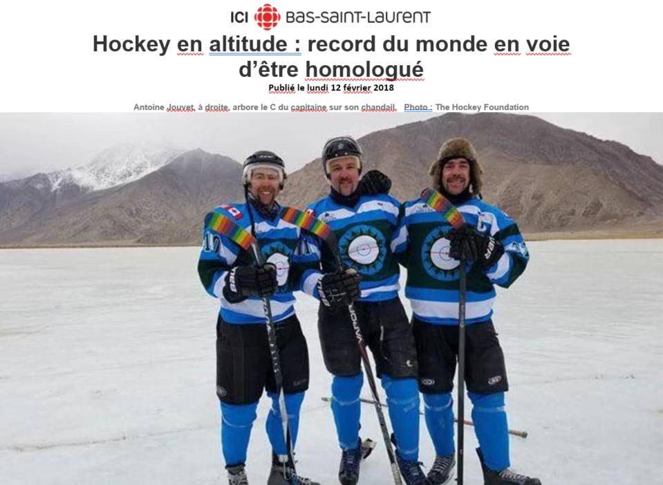 Antoine Radio Canada