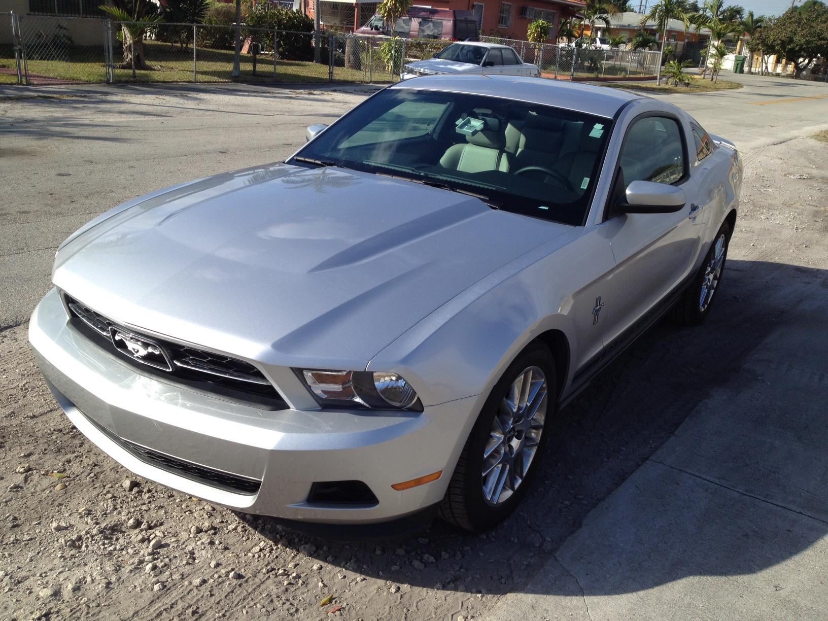 Bili smo u Miamiju i vozili se Mustangom