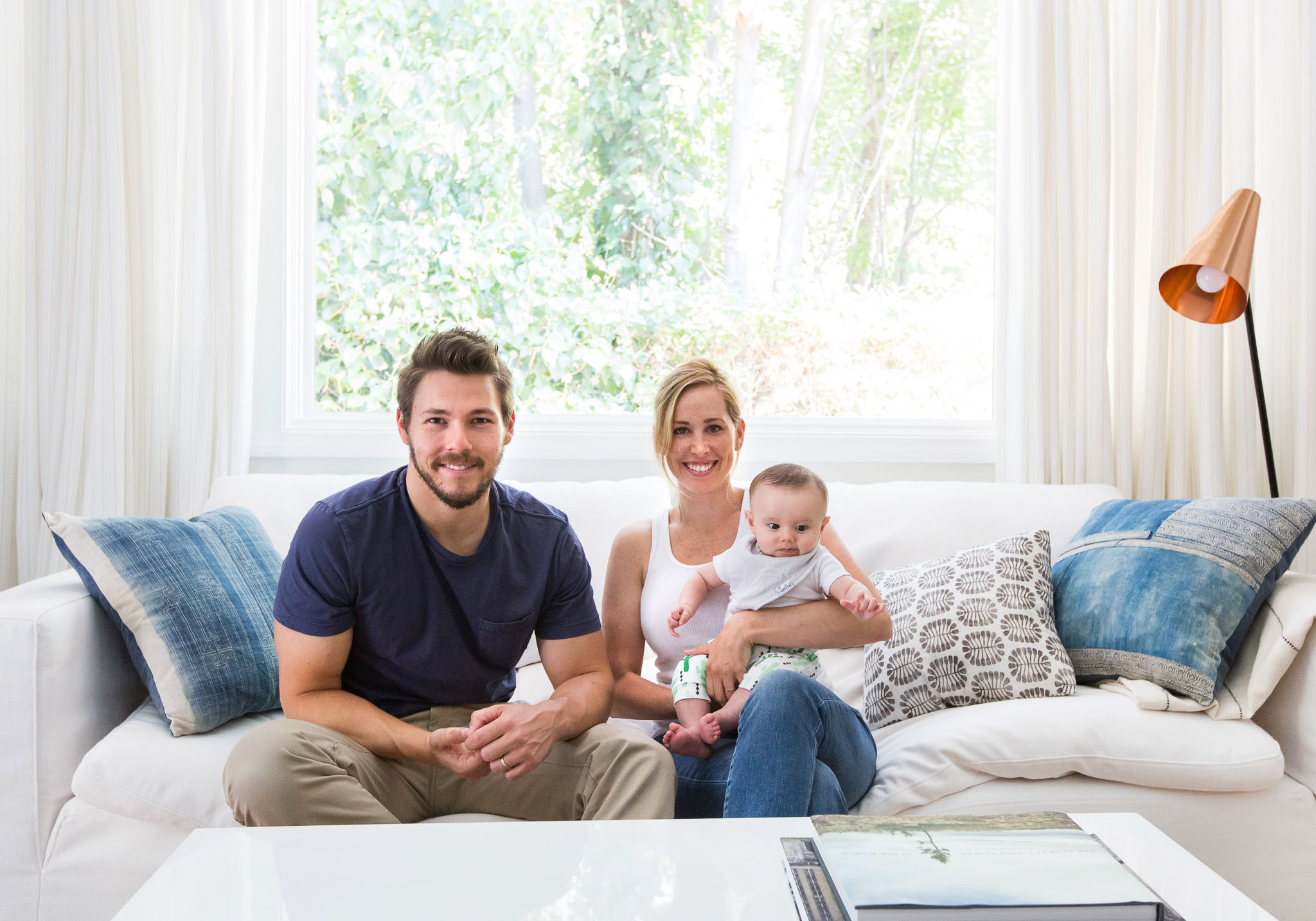 STUDIO CITY - a new family home for a young couple | as featured on People Home