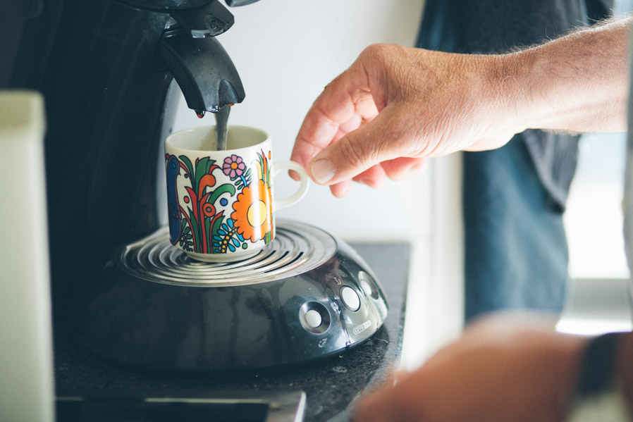 Café a raudales