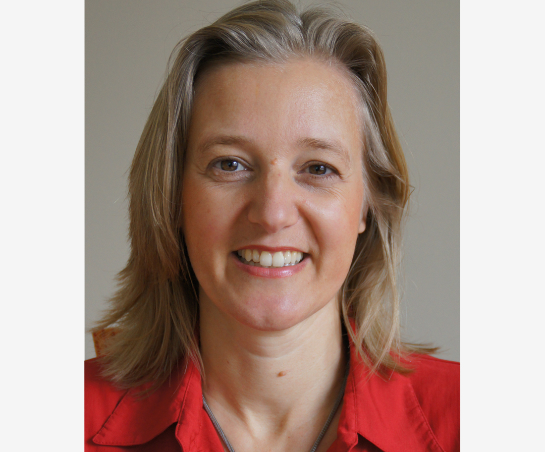 Julia Nitzsche, nachgestellte Behandlungssituation