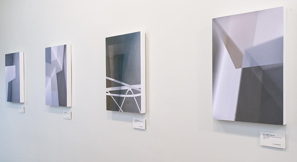 LightForm Series, installation view