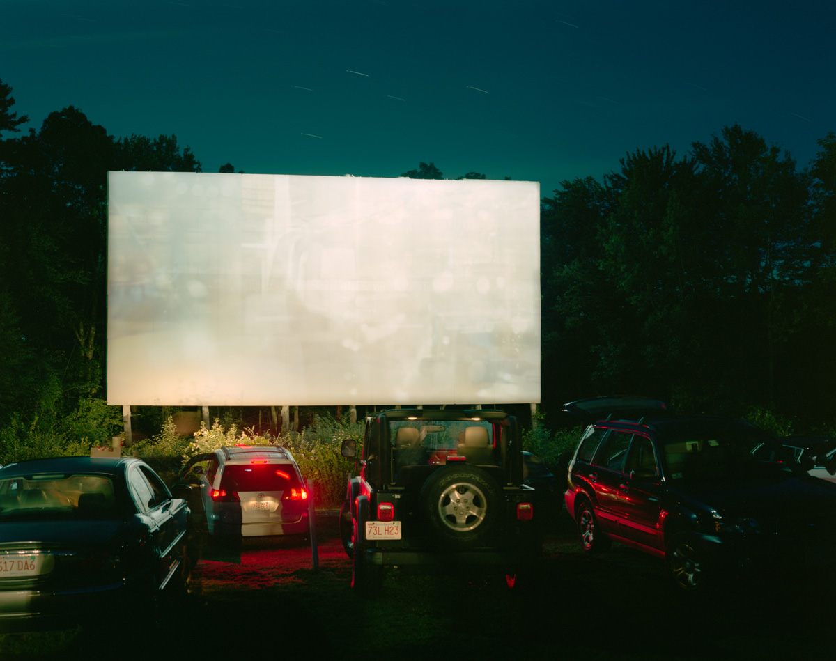 Mendon Mass, 2009: Mendon Twin Drive-In
