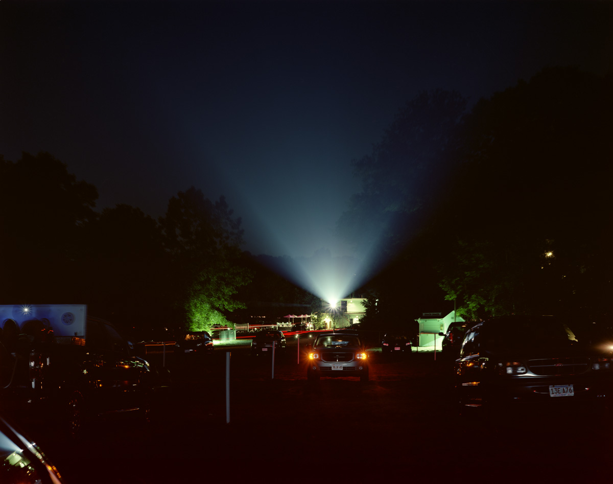 Mendon Mass, 2012: Mendon Twin Drive-In